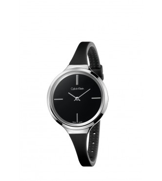 LIVELY PO LY SST BLK SILICONE BLK DIAL
