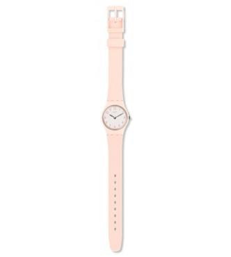SWATCH LP150 PINK PASTEL 1707 Time to Swatch Lady
