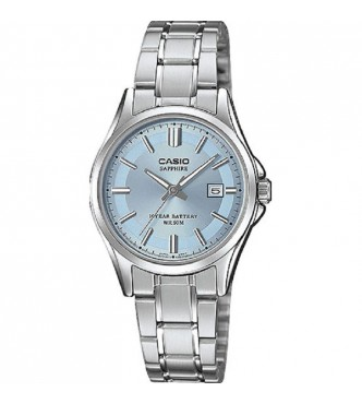 CASIO LTS-100D-2A1VEF New Sapphire Basic for Ladies LTS-100 Casio Collection