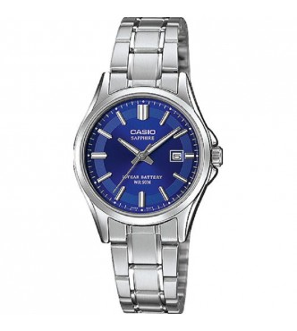 CASIO LTS-100D-2A2VEF New Sapphire Basic for Ladies LTS-100 Casio Collection