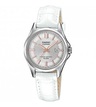 CASIO New Sapphire Basic for Ladies LTS-100 Leather band Casio Collection LTS-100L-9AVEF