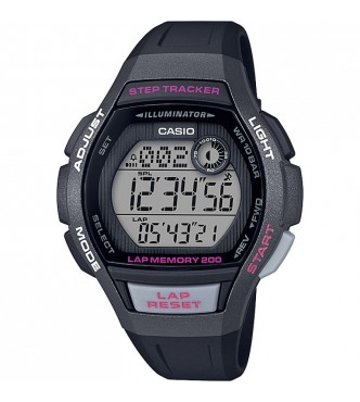 CASIO Sports Concept Step Tracker for Ladies Casio Collection LWS-2000H-1AVEF