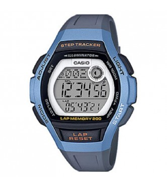 CASIO Sports Concept Step Tracker for Ladies Casio Collection LWS-2000H-2AVEF