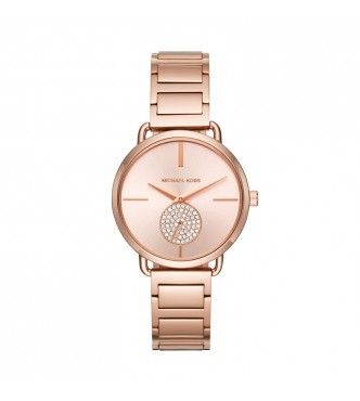 MICHAEL KORS MK3640 PORTIA ROSE GOLD LADIESMETALS