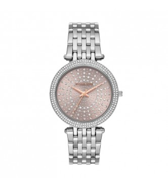 MICHAEL KORS WATCHES MK4407 SILVER MUJER