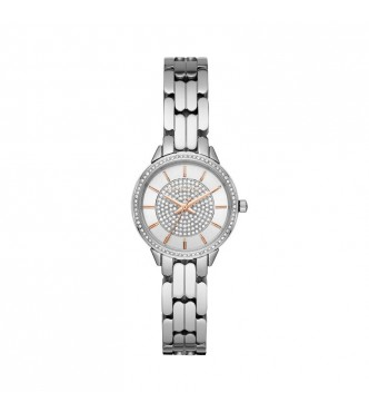 MICHAEL KORS WATCHES MK4411 SILVER MUJER