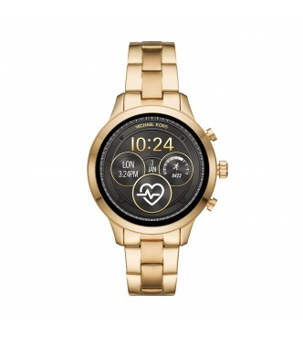 MICHAEL KORS WEARABLES MKT5045 Runway Womens - Connected Wrist Watch SMARTWATCH DISPLAY MUJER