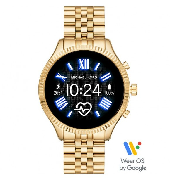 MICHAEL KORS DISPLAY MKT5078 GOLD UNISEX