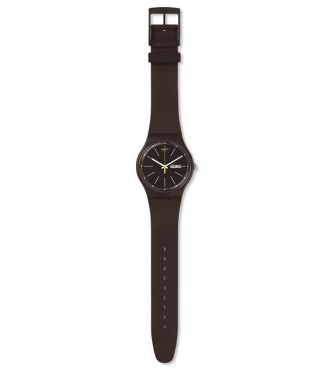 SWATCH BLUE BROWNY Time to Swatch CC SUOC704