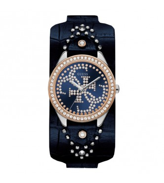 GUESS WATCHES LADIES HEARTBREAKER 37 MM W1140L3