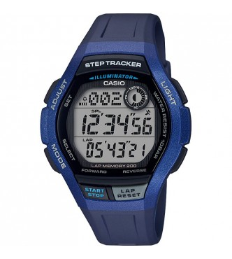 CASIO Sports Concept Step Tracker DIG STEP TRACKER Casio Collection WS-2000H-2AVEF
